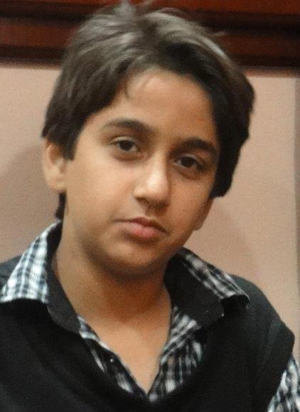 عبدالعزیز جعفر نوجوان بحرینی که دادگاهی شده